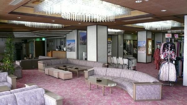 筑波山ホテル 青木屋様 Before